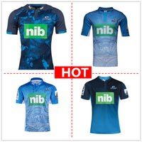 Wholesale Clothes Free Shipping Dhl - Hot sales 2017 New Zealand Club Stormman clothes Super jersey Rugby Stormers Bulls Sharks Jersey S-3XL DHL Free shipping