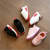 Wholesale White Pedals - New autumn children a pedal boys and girls kindergarten indoor sports shoes baby casual shoes
