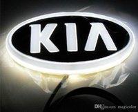 Wholesale Chevrolet Cruze Tail Lamp - 4D LED Car Auto Tail Logo Light Badge Lamp Emblem For CHEVROLET CRUZE EPICA