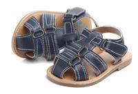 ingrosso sandali estivi per ragazzi-2017/2018 Scarpe per bambini, ragazzi estivi, sandali per bambini, baby walker in pelle, scarpe antinfortunistiche Baotou, donna, 1-2-3 anni