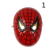 20pcs Nouveaux modèles Avengers Hero Halloween Masquerade Mask Adult Kid Party Masques Super Hero