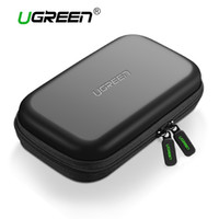 "Wholesale Driving Camcorder - Ugreen 2.5"" Hard Disk Case Portable HDD Protection Bag for External 2.5 inch Hard Drive Earphone U Disk Hard Disk Drive Case"