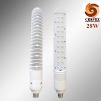 spot led lampe 8w großhandel-Patent Design ohne Vorschaltgerät lange Lebensdauer B22 28W LED Sox Lampe ersetzen Sox135 Sox90 Niederdruck Natrium LPS Lampe
