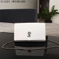 Wholesale 24 5cm - Latest small crossbody Women fashion casual bags 24*15*5cm crocodile snake two pattern leather to choose absolutly good quality and prices