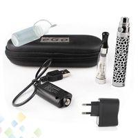 Wholesale ego k kits - Best EGo-K Single Kit Electronic Cigarette Kit Ego K Kit with CE4 Rebuildable Atomizer DHL Free