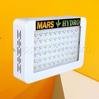 Wholesale Hydroponics Light Spectrum - MarsHydro 300w LED Full Spectrum Grow Light   Lamp for Hydroponics System Grow Room Stock in DE USA CA AU?UK