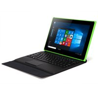 "Wholesale Ips Tablets - iRULU W20 10.1"" Windows 10 2-in-1 Laptop Intel Cherry Trail Quad-Core Tablet 1280x800 HD IPS Display Touch Screen With Detachable Keyboard"