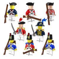 Wholesale Royal Guard - 8pcs lot Imperial Royal Guards building blocks Toys For Children Block Kids Christmas Gifts Figures Bricks Toys
