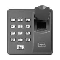 Wholesale Door Access Sensor - Wholesale- Biometric Fingerprint Access Control Machine Digital Electric RFID Reader Scanner Sensor Code System For Door Lock