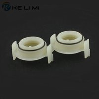 Wholesale E46 Hid - D2S D2R D2C D2 hid xenon bulb conversion socket adaptor base for bmw e46 1998-2005 D2S adapters
