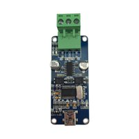 otobüs kontrolü toptan satış-Freeshipping Yeni mikro denetleyici geliştirme kurulu STM32 minimum sistem akıllı kontrol kartı USB M-BUS köle modülü