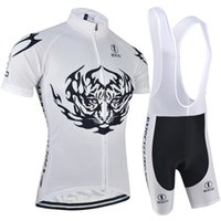 BXIO Brand New Cycling Jerseys Pro Team Roupa de bicicleta Set Short Sleeve Ciclismo Vestuário Full Zipper White Cycle Wear Ropa Ciclismo BX-075
