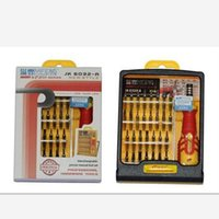 Wholesale screwdriver set 32 resale online - Jackly JK A in Pocket Screwdriver Set Tool Kit Magnetic Head for Mobile Phone PC Laptop