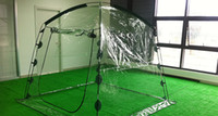 Wholesale Clear Greenhouse Cover For Cold Frost Protector Gardening Plants Pot Flower Shelter indoor grow tent grow box