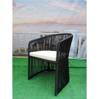 Wholesale The balcony chairs and tables to five piece make up cany chair tea table leisure courtyard outdoor indoor and outdoor tables and chairs