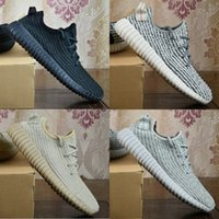 Wholesale Dive Quality - 2017 [With Box] Adidas High Quality Kanye West Yeezy Boost 350 Pirate Black Turtle Dove Moonrock Oxford Tan Womens And Mens Running Shoes