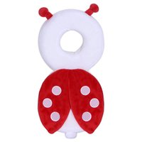Wholesale neck restraints - Baby Head Restraint Learn Walk Drop The Pillow Child Baby Head Fall Protection Pad Anti-Drop Pad