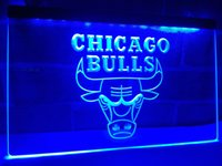 Wholesale sports bar lights buy cheap sports bar lights from yellow sports bar lights ld004b bulls sport bar led led neon light signs aloadofball Images
