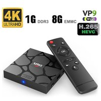 Wholesale Cheap Tv Wholesale Prices - 2017 cheap price amlogic s905x quad core android smart tv box M96X mini android6.0 KD17.3 pre-loaded wifi 4k streaming media player