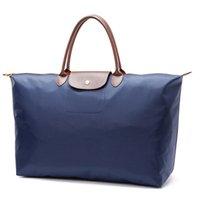 Wholesale Large Designer Handbags Wholesale - Wholesale- Women Handbags 2016 Fashion Designer Brand Nylon Women's Handbag Large Capacity Tote Bag Ladies Shoulder Bags Bolsa Feminina