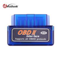 elm327 bluetooth 1.5 achat en gros de-ELM327 Outil de diagnostic automatique Bluetooth V1.5 ELM 327 Outil de diagnostic OBD2 Scanner de code de voiture OBD 2 Scanner OBDII Automotivo V 1.5