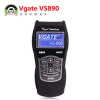 VGATE VS890 OBD2 Scanner Code Reader Universelle Mehrsprachige und Auto Diagnose Tool Scan Vgate MaxiScan VS890
