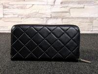 Wholesale Interior Design Pink - 2017 Hot Selling Wallet Long Design Women Wallets PU Leather High Grade Clutch Bag Zipper Coin Purse Handbag