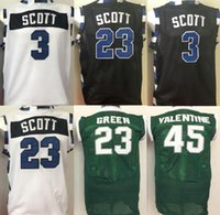 Michigan State Spartans maglie 33 Magic Johnson 23 Draymond Green 45 Denzel Valentine One Tree Hill Ravens LUCAS SCOTT Rugby Maglie