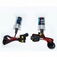 Wholesale 12v xenon hid bulb h1 resale online - 12v W Hid xenon bulbs H1 H3 H7 D2S k HID Lamps for Car Headlight Light
