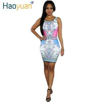 Wholesale Mini Sundresses Sale - Hot Sale 2017 New Sexy Dresses Party Night Club Dress Midi Bandage Dashiki Short Sundresses Bodycon Women Summer Backless Dress 17301