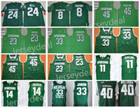 Michigan State Spartans College Jersey 33 Earvin Johnson 45 Denzel Valentine 23 Draymond Green 11 Keith Appling 14 Gary Harris Green