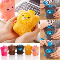 Wholesale Hand Warmer Heating Pads - Cute HOT WATER BOTTLE BAG WARM Relaxing Heat Cold Therapy Water Warm Bags