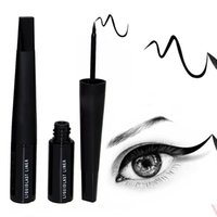 Wholesale Pencil Sharp - Makeup Beauty Sharp Black Eyeliner Liquid Pen Pencil Cosmetics Super Waterproof Liquid Eyeliner