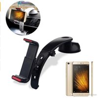 Wholesale Car Windshield Window Holder Mount - Car window Windshield Mount Air Vent Holder phone Car Stand Holder For iphone Andriod With Retailpackage