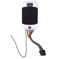 robo de auto al por mayor-Auto Car Tracker GPS GSM GPRS Dispositivo de rastreo Localización universal precisa Seguimiento en tiempo real TK303I Antirrobo resistente al agua