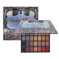Wholesale Eye Shadow Palette Leopard - Violet Voss RIDE OR DIE EYESHADOW PALETTE Limited Edition With Different 42 Colors Eye Shadow Palettes Leopard Print Retail box