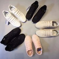 Wholesale Lace Up Waterproof Boots Low - 2017 Tubular Shadow Knit Boost Sneakers Training Shoes Tubular Shadow Knit Kanye West Boots 5 colors Size:36-45 Free Shipping