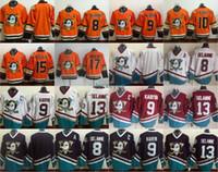 Wholesale Hockey Jersey Kesler - Anaheim Ducks Jersey Blank 8 Teemu Selanne 9 Paul Kariya 10 Corey Perry 13 Teemu Selanne 15 Ryan Getzlaf 17 Ryan Kesler 35 Giguere Jerseys