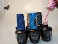 Wholesale Gel Uv Nails Design - 300pcs 15ml Gelcolor Soak Off UV Gel Nail Polish Fangernail Beauty Care Product 256colors Choose For Nail Art Design 256 Colors long-lasting