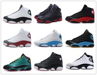 Hight Cut spring flights - retro basketball shoes history of flight HOF DMP black cat he got game play off barons sneakers men women Sports shoes