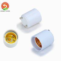 Wholesale Wholesale Sockets For Lamps - GU24 to E27 lamp base holder socket adapter,GU24 male to E27 female converter for led bulbs