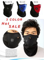 Wholesale Hot Sale New motocross Neoprene Winter Warm Neck Half Face Mask Windproof Veil Sport Snow Bike motorcycle jacket Ski Guard
