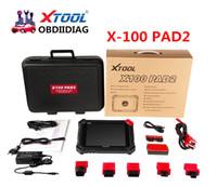 Wholesale Bmw Key Pad - XTOOL X100 PAD2 x-100 pad 2 update of the x100 pad Auto Key Programmer Better than X300 Pro3 Support Multi-languages