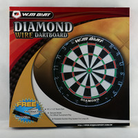 Wholesale Winmax Cheap Price Indoor Game Inch Professional Advanced Bristle Dartboard with a Set Steel Tip Darts