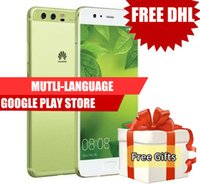 Octa Core 2k phone - Dhl Free Original Huawei P10 Plus VKY AL00 G LTE Mobile Phone Kirin Octa Core GB RAM GB GB ROM Android quot K x1440 MP