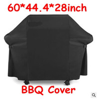 Wholesale Quality Gas Grills - Big Size BBQ Gas Grill Cover Waterproof Top Quality BBQ Gas Grill Cover in Heavy Duty Waterproof Weather Outdoor Barbecue Grill Covers 451