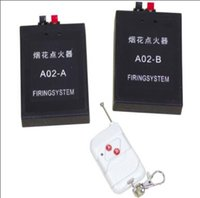 Wholesale A02 Firing system Double remote control channels firng system