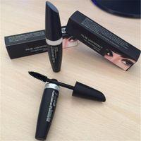 Wholesale Fasle Eyelashes - Fiber Mascara Fasle Effect Thick Cruling Lengthening Makeup Eyelash Cream Waterproff M520 Cosmetic Tools