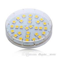 Wholesale Led Gx53 Bulb - GX53 LED LAMP 5w 7w 9w downlight ultra bright led bulb smd2835 25 pcs led light ac 110V 220v 240v warm colde white light