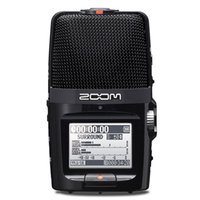 Wholesale Zoom Stereo Recorder - Wholesale-Professional portable ZOOM H2N Handy Recorder Ultra-Portable Digital Audio Recorder Stereo microphone Interview SLR